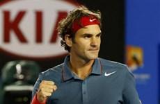 """Federer """"đại chiến"""" Murray ở tứ kết Australian Open"""