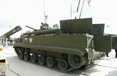 Hải quân Indonesia nhận 37 xe tăng lội nước của Nga