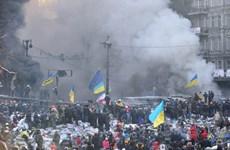 """Ukraine: """"Hành động chiếm giữ của phe đối lập là đảo chính"""""""