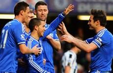 Kết quả: Chelsea lên ngôi đầu, Man City gây thất vọng