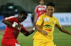 Lịch trực tiếp V-League: Tâm điểm Thanh Hóa-Bình Dương