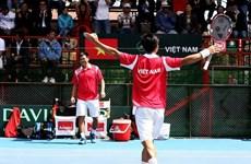 Davis Cup 2014: Việt Nam thua chung cuộc trước Pakistan