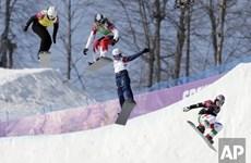 Những hình ảnh đẹp trong ngày thi đấu thứ 9 tại Sochi