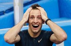 Renaud Lavillenie phá kỷ lục 21 năm của Sergei Bubka