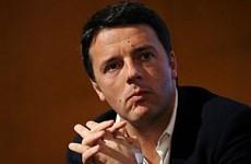 Tổng thống Italy chỉ định ông Matteo Renzi làm thủ tướng