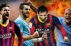 Lịch trực tiếp: Man City - Barcelona, Arsenal-Bayern