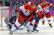 Ông Putin đặt niềm tin vào hockey Nga
