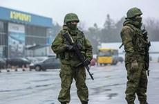 Nga đã chiếm giữ một loạt vị trí quan trọng tại Crimea