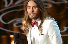 Jared Leto giành Oscar sau 6 năm rời xa nghiệp diễn