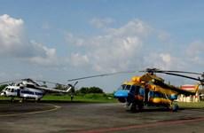 Việt Nam tăng thêm trực thăng tìm kiếm máy bay mất tích