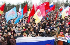 Nga không muốn chiến tranh vì cuộc khủng hoảng Ukraine