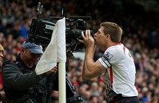 Video Gerrard lập cú đúp trên chấm 11m vào lưới M.U