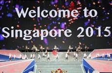 SEA Games 28 tại Singapore có tối đa 36 môn thi đấu