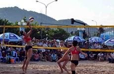 Công bố nhà tài trợ đội tuyển bóng chuyền bãi biển quốc gia