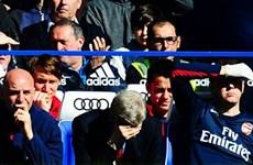 Arsenal thảm bại trước Chelsea trong ngày vinh danh Wenger