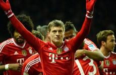 Bayern Munich lên ngôi Bundesliga sớm 7 vòng đấu