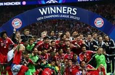Bayern Munich giành giải thưởng Laureus Award 2013
