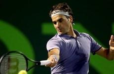 Roger Federer bất ngờ gục ngã trước tay vợt Nhật Bản