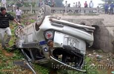 Công an Yên Bái bắt giữ 3 đối tượng cướp xe taxi