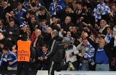 [Video] Mourinho phát cuồng với chiến thắng của Chelsea