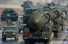"""[Photo] Nga sẽ khoe dàn vũ khí """"khủng"""" ở lễ diễu binh 9/5"""