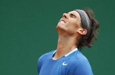 Địa chấn ở Monte Carlo: Rafa Nadal thua sốc trước Ferrer