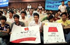 Hội hữu nghị Anh-Việt yêu cầu Trung Quốc rút giàn khoan