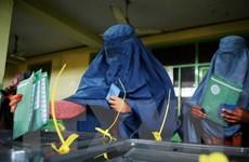 Afghanistan hoãn công bố kết quả bầu cử tổng thống