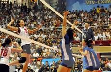 Giải bóng chuyền nữ quốc tế VTV Cup 2014 đã sẵn sàng
