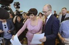 EU kêu gọi công nhận kết quả bầu cử tổng thống Ukraine