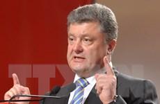 Viễn cảnh chông gai của tân Tổng thống Ukraine Poroshenko
