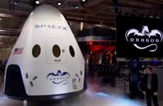 Tập đoàn SpaceX giới thiệu tàu vũ trụ thế hệ mới Dragon V2