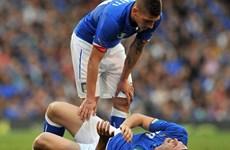 Đội tuyển Italy nhận cú sốc lớn ngay trước thềm World Cup