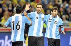 Argentina chốt danh sách dự World Cup: Hàng công siêu khủng