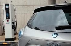 Renault ký thỏa thuận phát triển pin với công ty LG Chem
