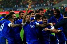Đội tuyển Hy Lạp: Sức mạnh vẫn nằm ở lối chơi tập thể