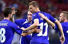 Bosnia & Herzegovina và giấc mơ thần kỳ ở World Cup