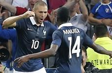 Đội tuyển Pháp giành chiến thắng không tưởng trước Jamaica
