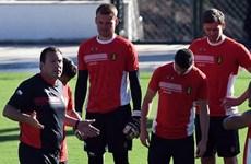 """Huấn luyện viên đội tuyển Bỉ lo ngại trước """"bầy Cáo sa mạc"""""""