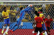 """Brazil - Mexico 0-0: Selecao bất lực trước """"người gác đền"""""""