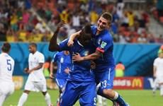 Thắng Costa Rica, đội tuyển Italy vẫn có nguy cơ bị loại