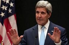 Ngoại trưởng Mỹ John Kerry tới Iraq bàn về khủng hoảng