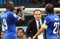 HLV Prandelli: Gặp Uruguay là trận đấu lớn nhất đời tôi