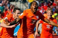 Hà Lan lần thứ hai liên tiếp giành điểm tối đa ở vòng bảng