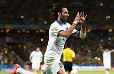 [Video] Samaras lập công, Hy Lạp viết nên câu chuyện thần kỳ
