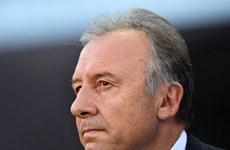 Alberto Zaccheroni tuyên bố từ chức sau thất bại của Nhật Bản