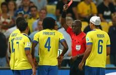 """""""Trọng tài là nguyên nhân khiến đội tuyển Ecuador bị loại"""""""