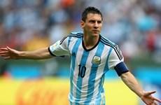 Diego Simeone chê Argentina quá phụ thuộc vào Lionel Messi