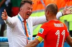 Vào tới bán kết World Cup đã là thành công với Hà Lan?