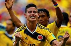 Colombia không quan tâm đến kỷ lục tồi tệ trước Brazil